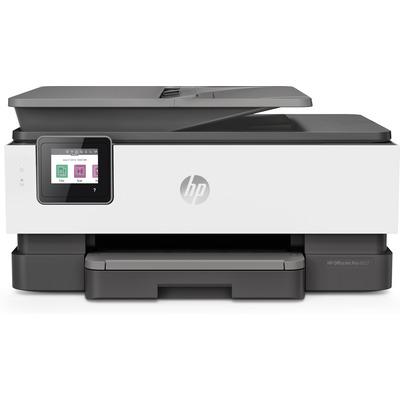 HP OfficeJet Pro 8022 Multifunctional - Zwart, Cyaan, Magenta, Geel