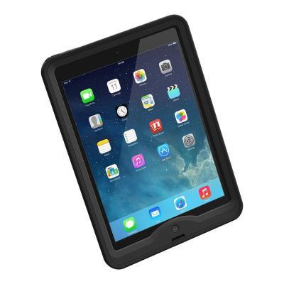 Lifeproof tablet case: Nuud - Zwart