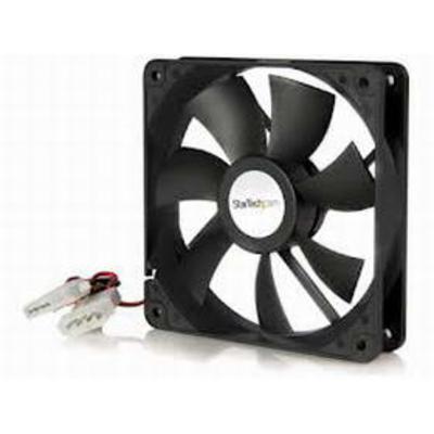 Supermicro PWM Fan Hardware koeling - Zwart