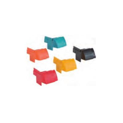 Retex Corner pieces Rack toebehoren - Zwart