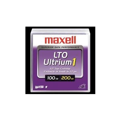 Maxell datatape: LTO Ultrium 1 Cartridge - Zwart