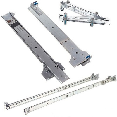 Dell rack toebehoren: Versa Rail 6U Plus (Kit) - Zilver