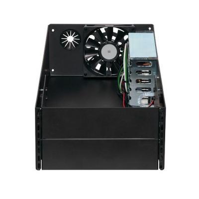 Sonnet drive bay: Echo Express III-R Mobile Rack Kit - Zwart