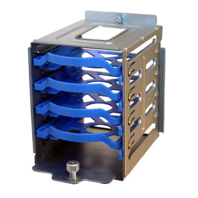 Supermicro HDD cage module Computerkast onderdeel - Geborsteld staal