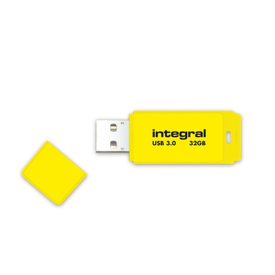 Integral INFD32GBNEONYL3.0 USB flash drive