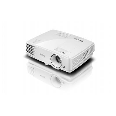 Benq beamer: TW529 projector DLP WXGA 1280x800 13000: - Wit