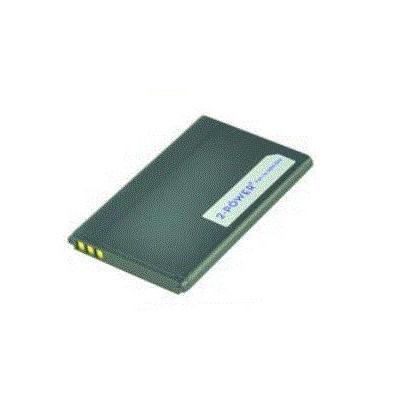2-power batterij: Smartphone Battery 3.7V 1200mAh Nokia 225 - Zwart