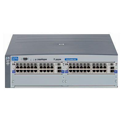 Hewlett Packard Enterprise switch: ProCurve ProCurve Switch gl 12-Port 100-FX MTRJ Module (Refurbished LG)