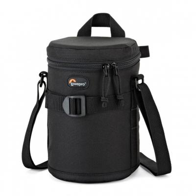 Lowepro Lens case that fits a special compact zoom lens - Zwart