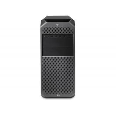 HP Z4 G4 pc - Zwart