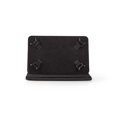 Nedis Tablet Folio Case, 7', Universal, Black Tablet case