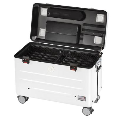 """Parat Case N10 wit, 15,6"""" laptop Opbergdozen voor hulpmiddelen"""