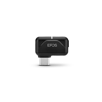 EPOS | SENNHEISER BTD 800 USB-C Bluetooth music receiver - Zwart