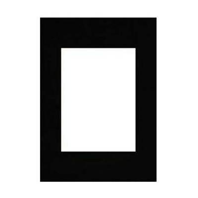 Hama Passepartout, Smooth Black, 20 x 30 cm Fotolijst - Zwart