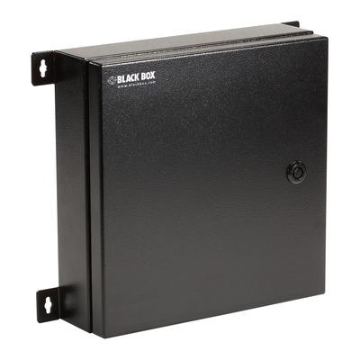 Black Box NEMA 4, 384x254x328mm, 5.4kg, Black Netwerkchassis - Zwart