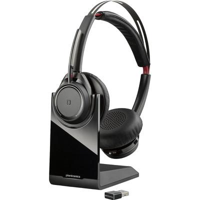POLY Voyager Focus UC Headset - Zwart