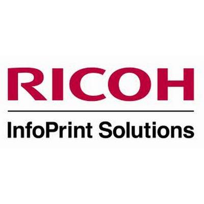InfoPrint 6500 lintcassette zwart 4 x 5.000 pagina's, Security 4-pack Printerlint