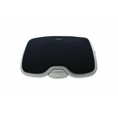Kensington SoleMate™ Comfort-met SmartFit®-systeem Voetsteun - Zwart, Grijs
