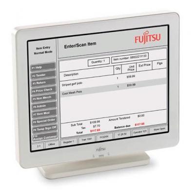 Fujitsu RBG:KD03207-B375 touchscreen monitor