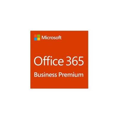 Microsoft software suite: O365 Bus Prem Retail Dutch EuroZone Sub1YR Medialess