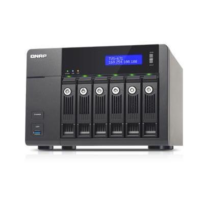 QNAP TVS-671-I3-4G NAS