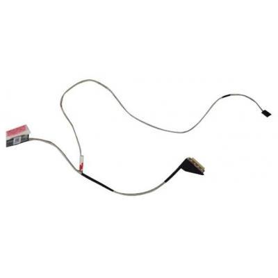 Acer notebook reserve-onderdeel: LCD Cable - Zwart, Grijs