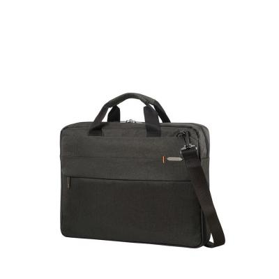 Samsonite laptoptas: Network 3 - Zwart