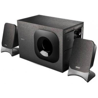 Edifier luidspreker set: 2.1 Bluetooth Speaker System, 2x 8W + 18W RMS - Zwart