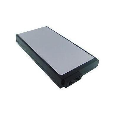 HP Compaq Enhanced Li-ion 4.4Ahr, 8-cell Refurbished Batterij - Zwart, Zilver - Refurbished ZG