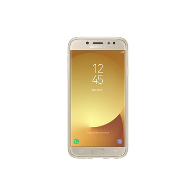 Samsung EF-AJ730 mobile phone case - Goud