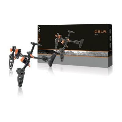 CamLink CL-RIG50, black/orange camera kooi - Zwart, Oranje