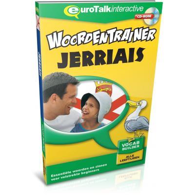 Eurotalk educatieve software: Woordentrainer, Jerriais (Jersey Frans)