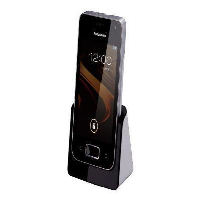 Panasonic dect telefoon: KX-PRXA10 - Zwart