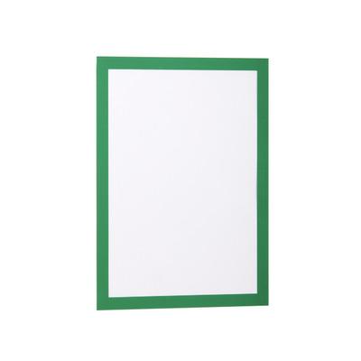 Durable DURAFRAME A4 Naambord  - Groen