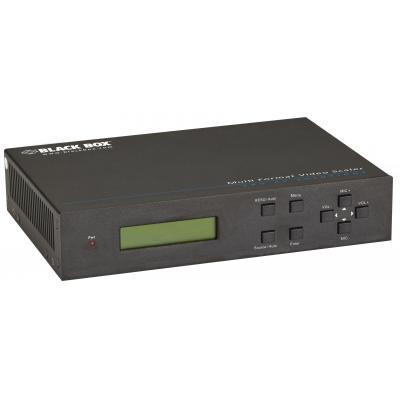 Black Box 160x1200 px, 100-240V, 50/60Hz, 1.5A, 220x148x44mm, 650g, Black - Zwart