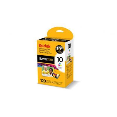 Kodak Photo Value Pack / 10 Series Inktcartridge - Cyaan, Magenta, Geel
