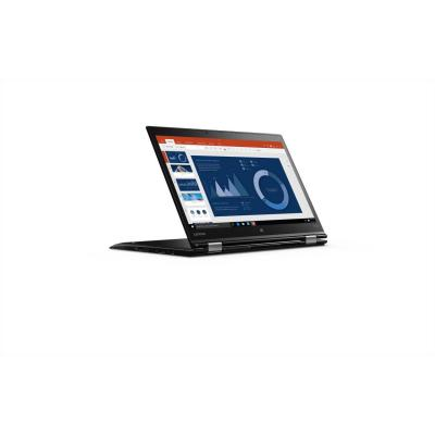 Lenovo laptop: ThinkPad X1 Yoga - Zwart, QWERTY