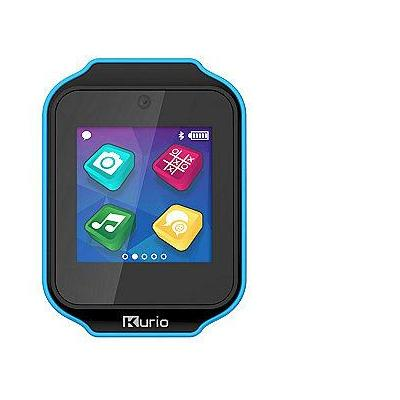 Kurio smartwatch: Watch - Zwart, Blauw