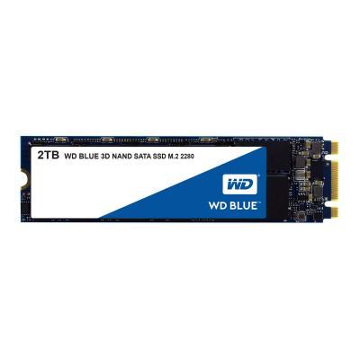 Western digital SSD: Blue 3D NAND SATA SSD 2TB