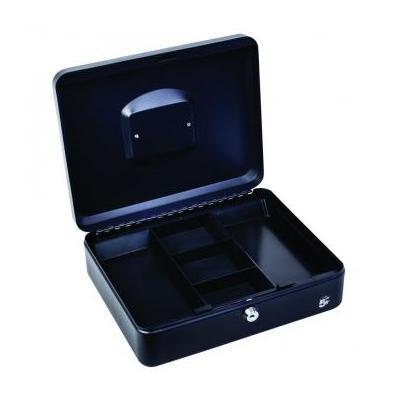 5star geldkist: Geldkoffer ft 30 x 9 x 24 cm, zwart