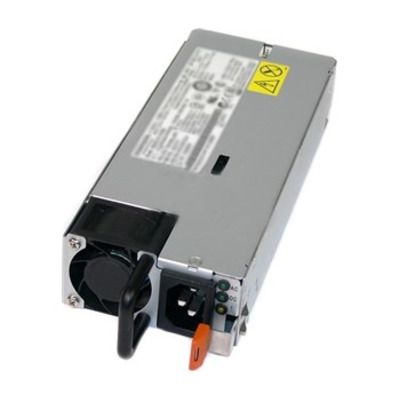 Lenovo System x 900W High Efficiency Platinum AC Power Supply Power supply unit - Zwart,Zilver
