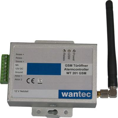 Wantec 5100 RF-modules voor alarm