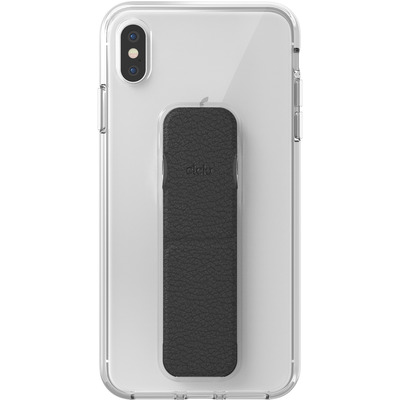 Gripcase Foundation iPhone Xs Max - Transparant - Transparant / Transparent Mobile phone case