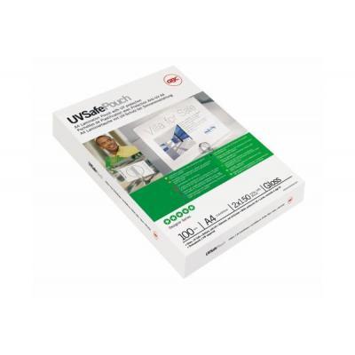 Gbc laminatorhoes: UV Safe Pouch