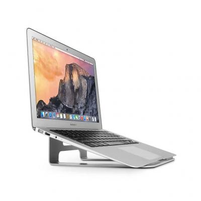 TwelveSouth notebooksteun: ParcSlope voor MacBook Pro en Air - Zilver
