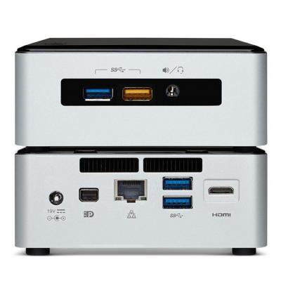 Vision mediaspeler: i7 4K VMP - Zwart, Zilver