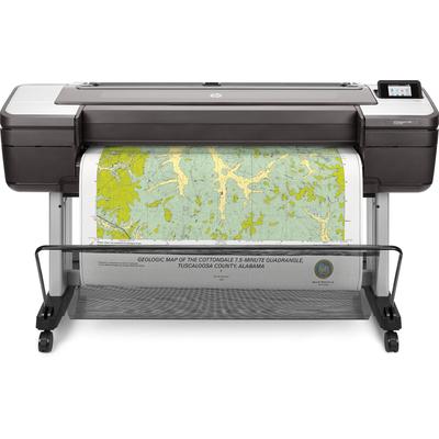 HP Designjet T1700 Grootformaat printer - Cyaan, Grijs, Magenta, Mat Zwart, Foto zwart, Geel