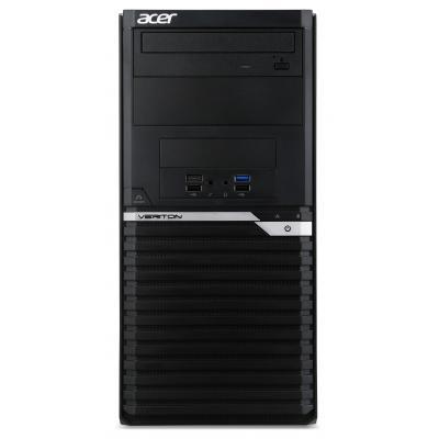 Acer Veriton VM6660G i7 8GB RAM 512GB SSD Pc - Zwart