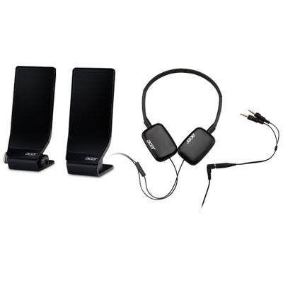 Acer 300 EP1 AHW810 Headset - Zwart