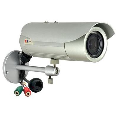 "Acti beveiligingscamera: 3MP, 1080p, 30 fps, 1/3.2"" CMOS, Fast Ethernet, PoE, 4.32 W, 955 g - Wit"